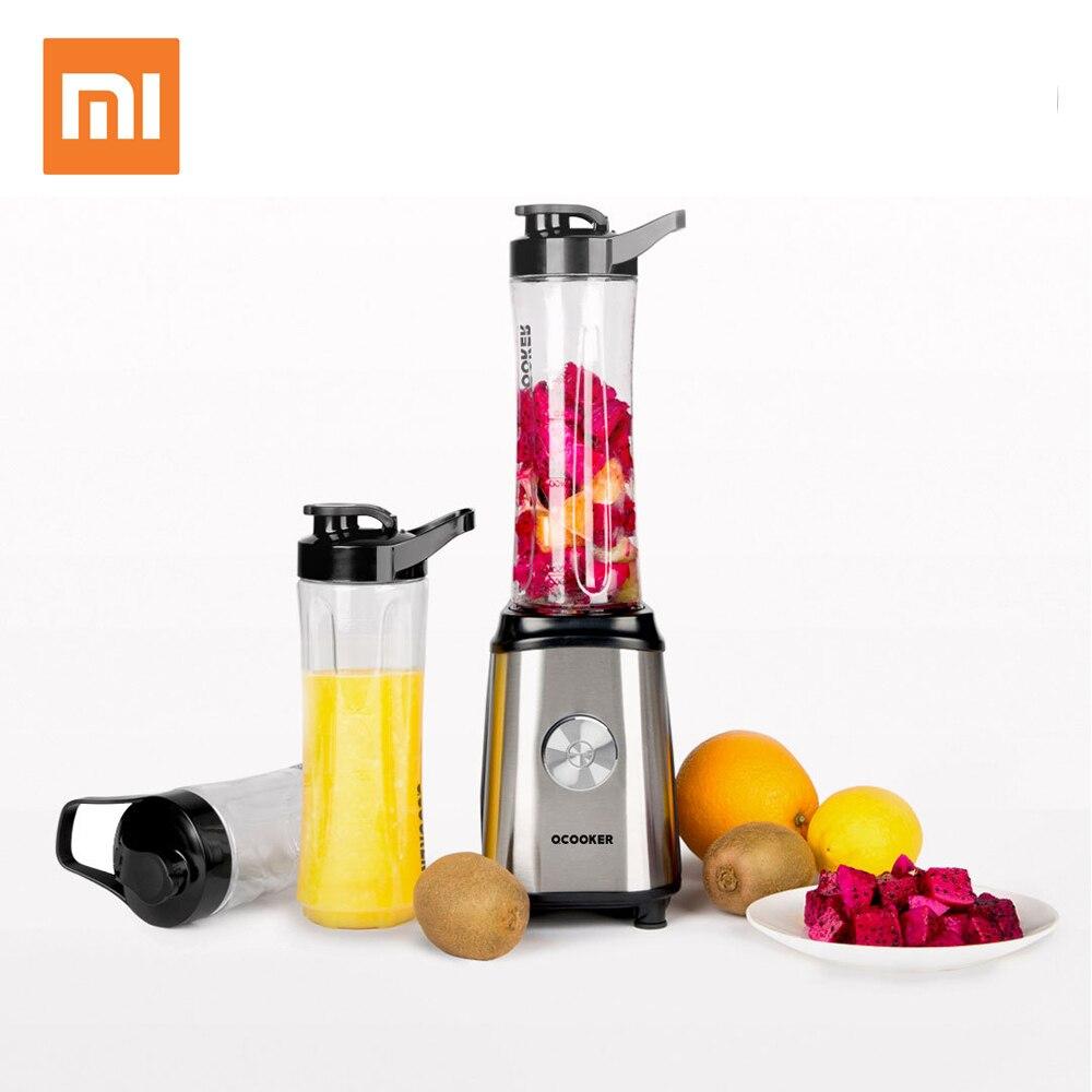 Xiaomi Mijia Original Pinlo Little Monster Electric Juicer Fruit Vegetable Cooking Machine DIY Drinks Household Travel Juicer