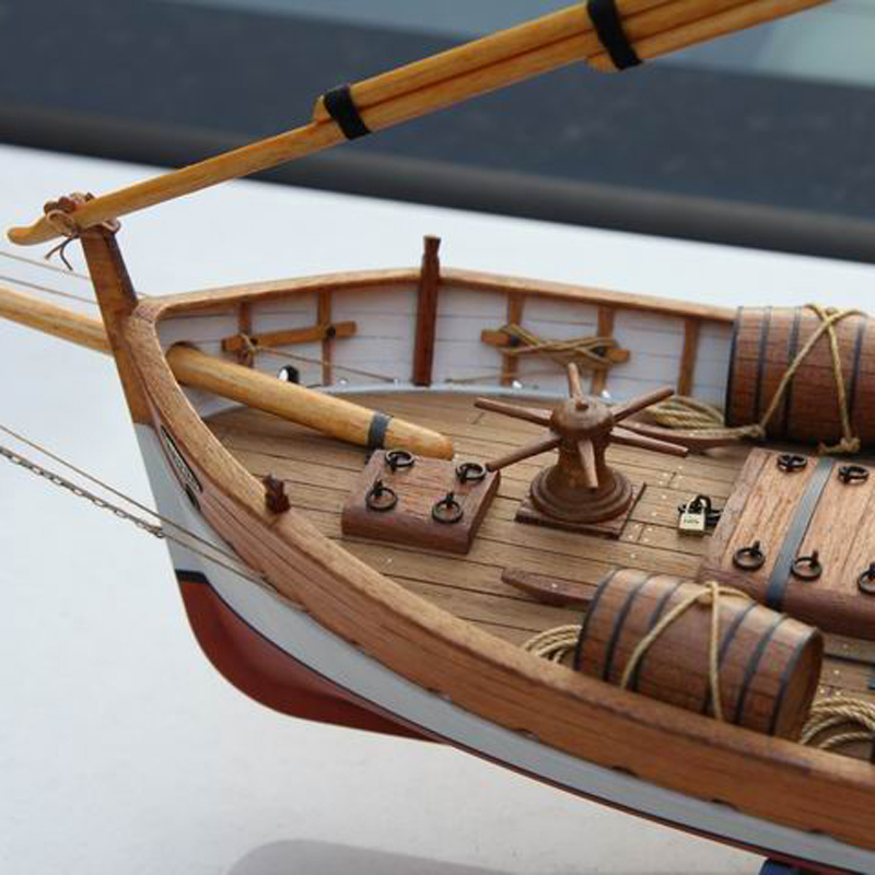 Diy Leudo Wooden Ship 1 48 Models Kits