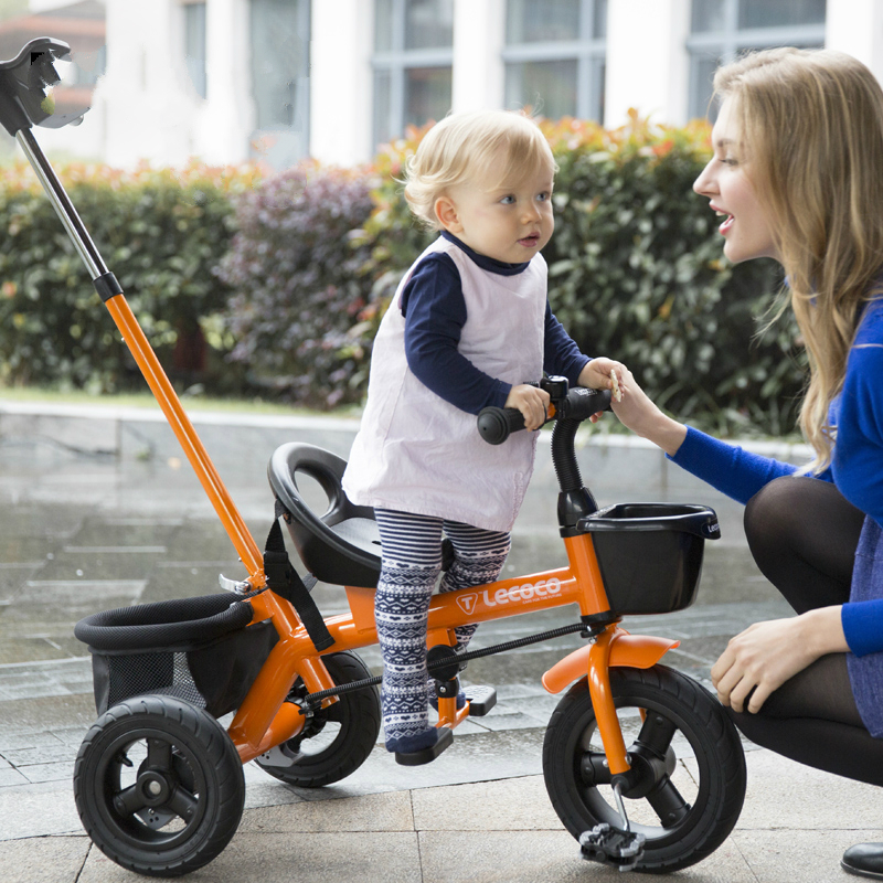 The Children Tricycle Bike Baby Stroller 1 3 5 Year Old