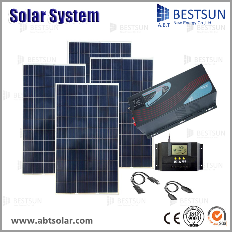 4kw 5kw 6kw Portable Solar Power Systems Off Grid Solar
