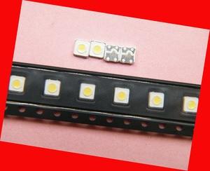 Image 5 - 200 جزء/الوحدة لإصلاح سامسونج تلفاز LCD LED الخلفية المادة مصباح مصلحة الارصاد الجوية المصابيح 3537 3535 3 فولت الباردة الأبيض صمام ثنائي باعث للضوء