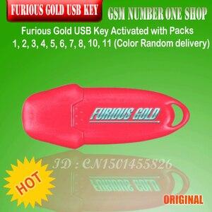 Image 2 - זהב עצבני USB מפתח הופעל עם חבילות 1, 2, 3, 4, 5, 6, 7, 8, 11
