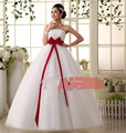 Nueva llegada 2016 sexy vestido de boda corto de encaje up falda vendaje del vestido de boda en la acción grande tamaño de la muestra verdadera vestido de noiva