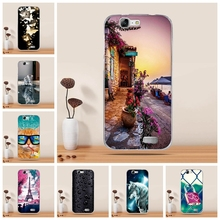 For Huawei Ascend G7 Case Silicone Cover For Huawei G7 Cover