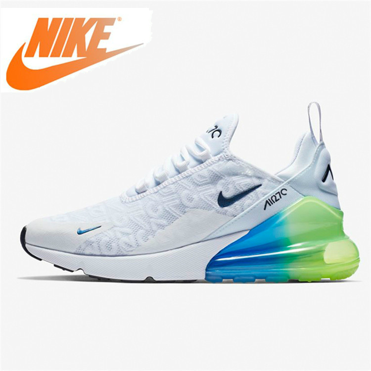 Original Authentic Nike Air Max 270 Mens Running Shoes Comfortable Outdoor Sports Shoes Shock Absorption Lightweight New AQ9164Original Authentic Nike Air Max 270 Mens Running Shoes Comfortable Outdoor Sports Shoes Shock Absorption Lightweight New AQ9164