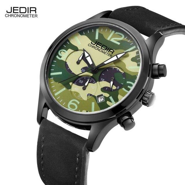 Relogio Masculino 2016 JEDIR Watches Men Casual Quartz Watch montre homme Sport Multifunction Diver reloj hombre men watch