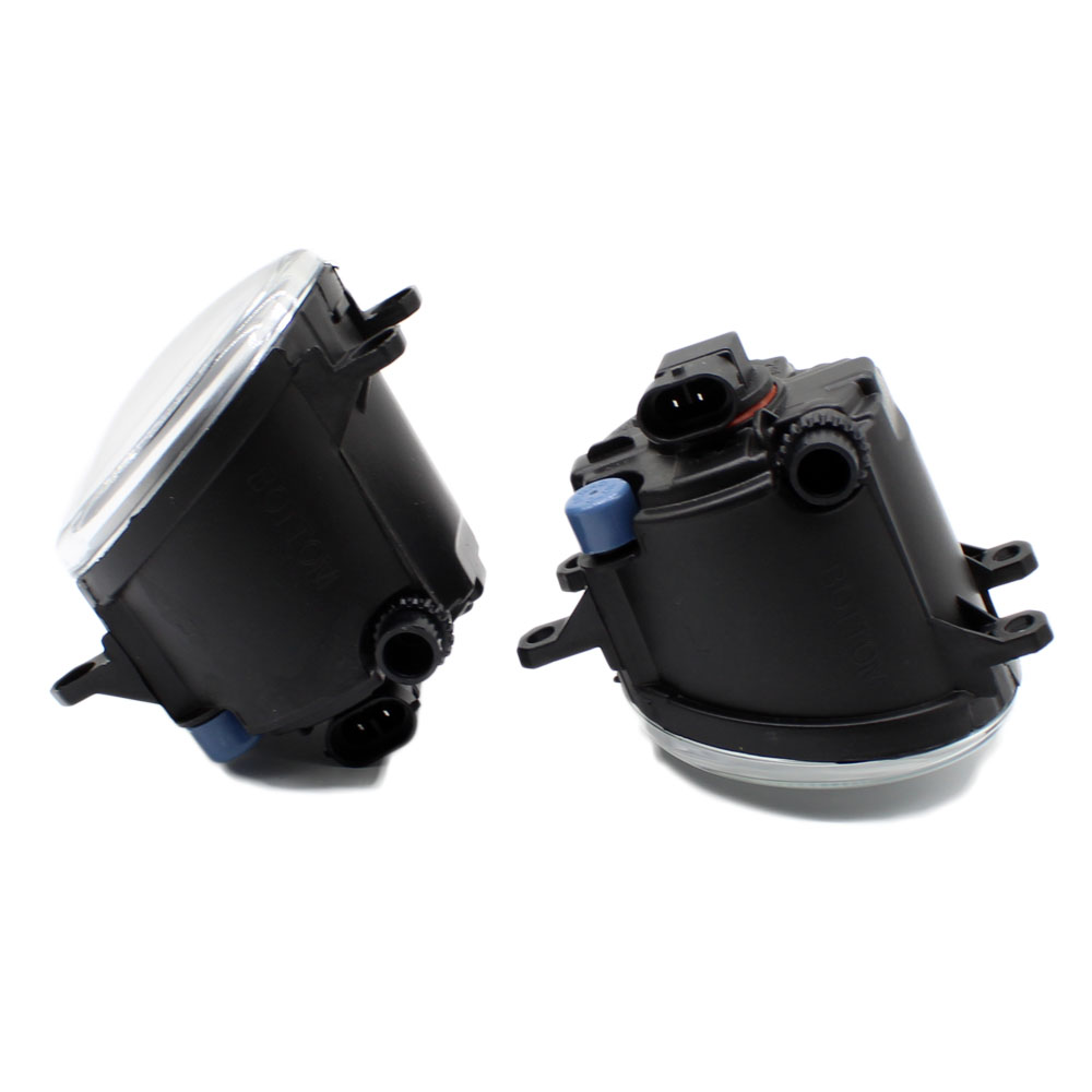 2pcs Car Styling Round Front Bumper Led Fog Lights High Brightness Power Drl And With Wiring Switch Toyota Aygo Day Driving Bulb Lamps For Urban Cruiser In Light Assembly From