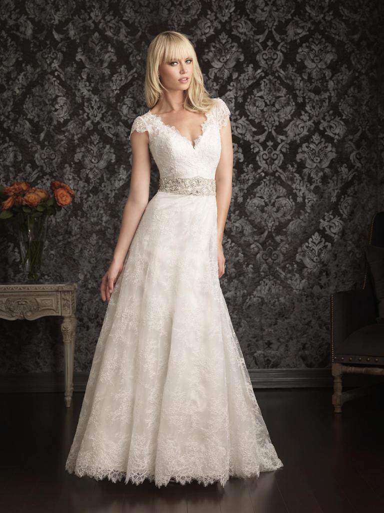 Champagne Vs Ivory Wedding Dresses