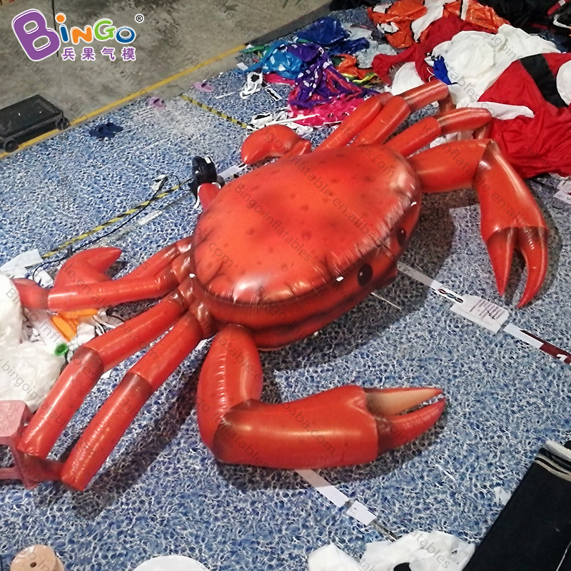 Personalized 16 feet length giant inflatable crab / 5 meters crab inflatable / decorative air crab toysPersonalized 16 feet length giant inflatable crab / 5 meters crab inflatable / decorative air crab toys