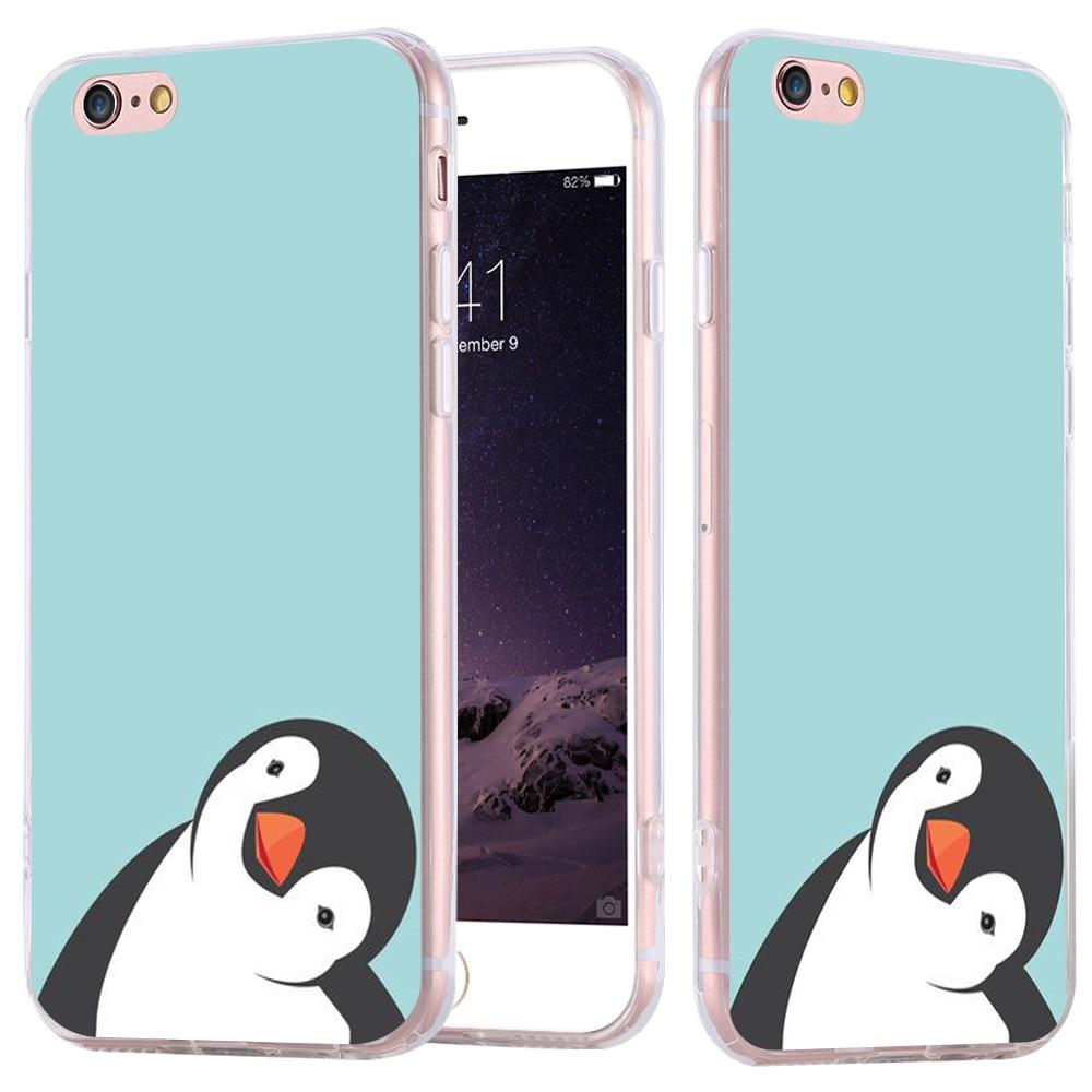 penguin iphone 6 case