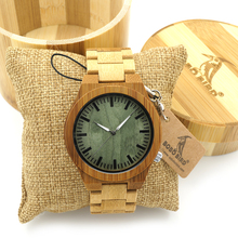 Luxury Wooden Wristwatch for Men