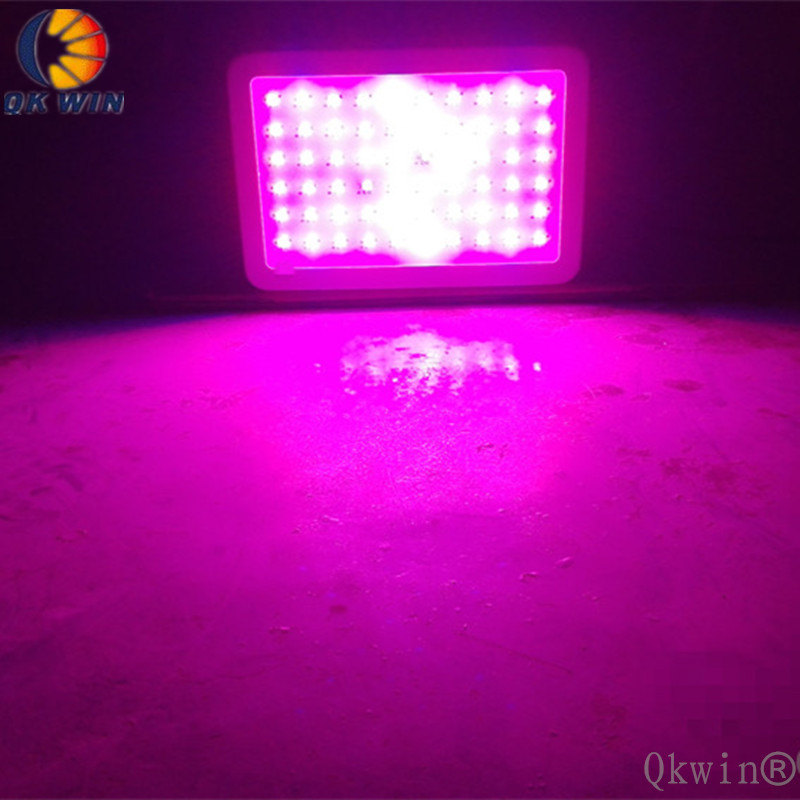 Купить с кэшбэком France warehouse dropshipping 600W/1000W LED Grow Light 100x10W Full Spectrum 410-730nm For Indoor plants' grow and Flowe