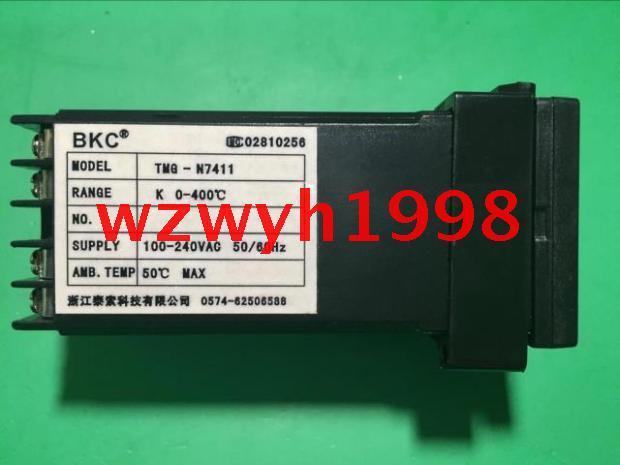 New genuine BKC temperature control table TMG-N7411 intelligent table TMG-N7000 intelligent temperature controller  цены