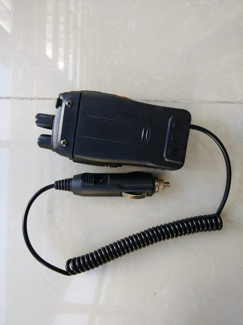 Image 4 - Baofeng 888S walkie talkie eliminator car charger Battery Case Eliminator Baofeng bf 888s Car Charger For BF 888S H 777 H777 666-in Walkie Talkie from Cellphones & Telecommunications