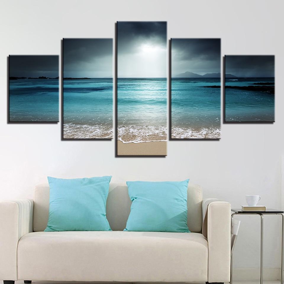 Lienzo arte de la pared cuadros para la sala Decoración para el ...