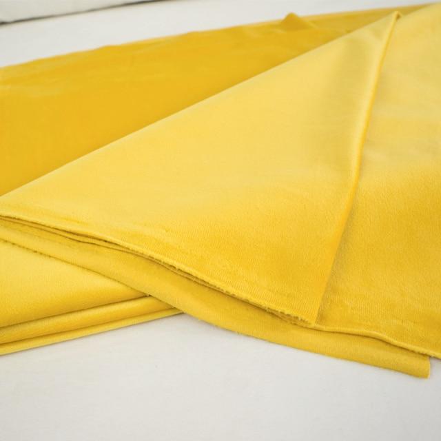 280CM de ancho, tela de terciopelo de seda, tela de terciopelo, tela de mesa, tela de cojín de cortina, tela de almohada, rojo, azul, marrón, verde, rosa, púrpura