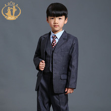 Nimble Solid Boys Suits For Weddings suit for boy kids wedding suit kids blazer jacket for boy jogging garcon