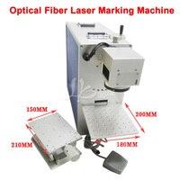 Free Shipping LY Fiber 1010 Optical Fiber Laser Cutting Machine 10W 20W For Metal Wood Pvc