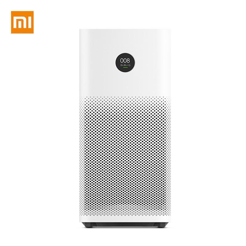 2017 Nouvelle Arrivée Xiao mi mi Air Purificateur 2 S stérilisateur plus de Formaldéhyde nettoyage Intelligente Ménage Intelligent APP WIFI