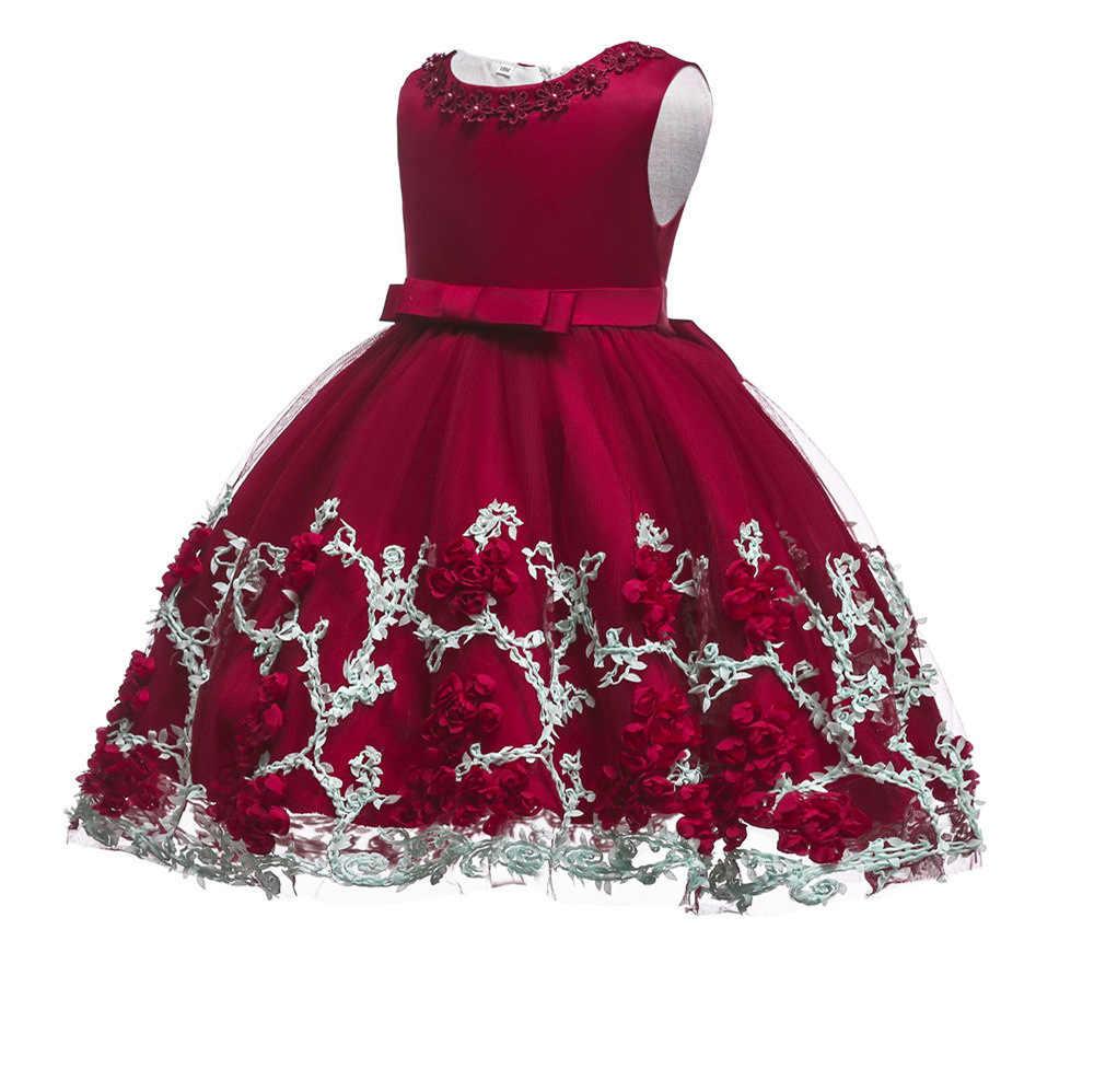 f616d6b15 ... Summer newborn baby girls clothes kids dresses for girls 1 year  birthday party dress toddler flower ...