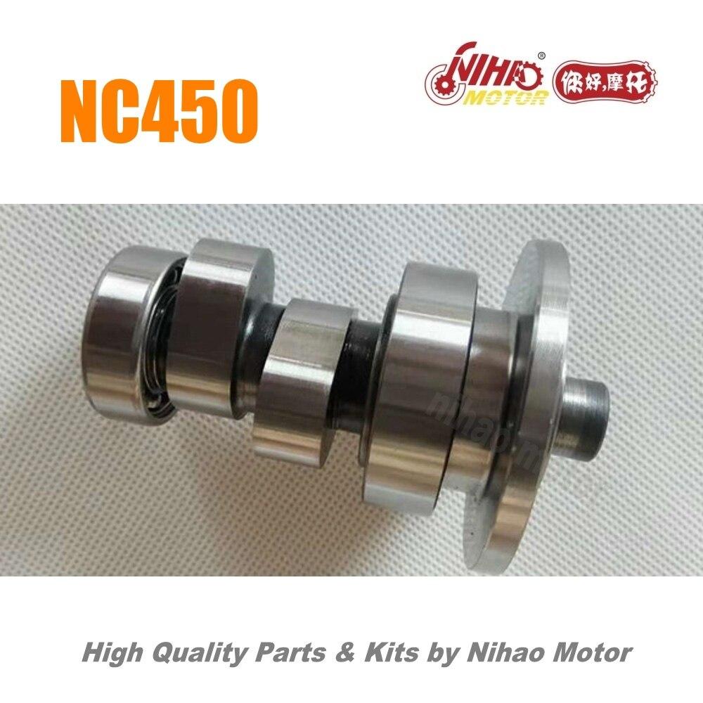 90 NC450 pièces arbre à cames ZONGSHEN moteur NC RX4 ZS194MQ (moteur Nihao) KAYO Motoland esb VENTO Asiawing Xmoto