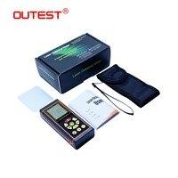 OUTEST New digital laser distance meter electronic level laser rangefinders 40M 60M 80M 100M area volume Ruler Measuring Tape