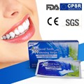 28PCS/14Pouches Advanced Teeth Whitening Strips Gel Half Upper and Half Lower Strips For Teeth Whitening