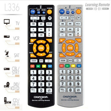 Universal Smart Remote Controller With Learn Function Best Distance 8M Control CHUNGHOP L336 TV CBLDVD HI