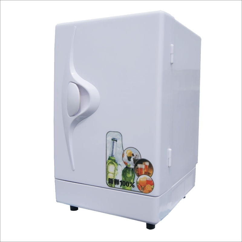 Multifunction 15L Capacity Portable Car Single Door Small Refrigerator Energy Saving Refrigeration Heating Two In One