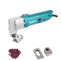 220V Electric Shearing Scissors Electric Nibbler Steel Plate Corrugated Iron Sheet Materials cutter 380W 1800RPM Y