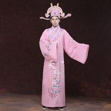Hot Sale Chinese Traditional Beijing Peking HuangMei Yue Opera Dramaturgic Unisex Costume Gown Robe il costume di opera cinese