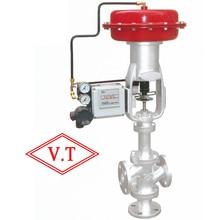 цена на Automatic Diaphragm  Control Valve Bellows Seal Bonnet(VT control valve)(pneumatic steam valve))