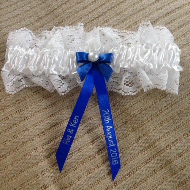 Aanpassen Toekomst Mrs Kousenbanden Bruiloft Bruid Kousenbanden Aandenken Cadeau Voor De Bruid, Personaliseren Bruiloft Bruids Kousenbanden Met Boxed Voldoende Aanbod
