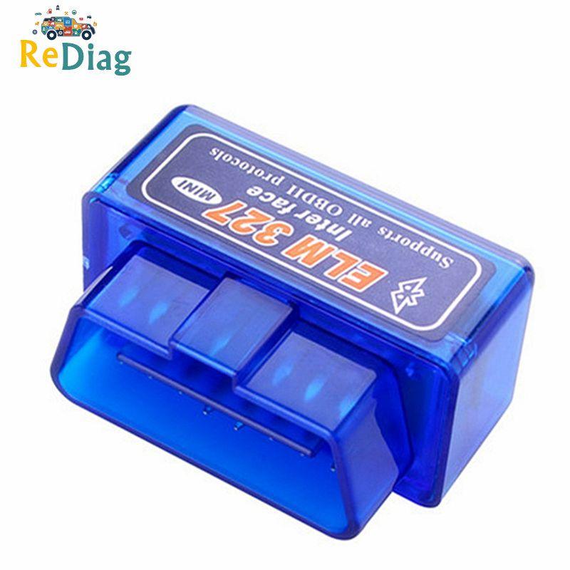 Mini OBD2 ELM327 Bluetooth Car Diagnostic Tool For Android /Symbian V1.5/ V2.1 OBD2 Scanner For OBDII Protocol