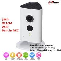 Dahua 3MP WiFi IP Camera IPC C35 OEM Home Securty Camera 1080P 10m IR Distance Wireless