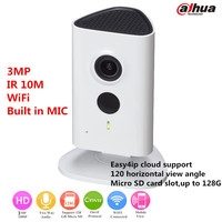 Dahua 3MP WiFi IP Camera IPC C35 OEM Home Securty Camera 1080P 10m IR Distance Wireless