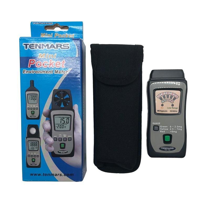eletromagnética onda detector led instruções frete grátis 10 100 mg alarme áudio