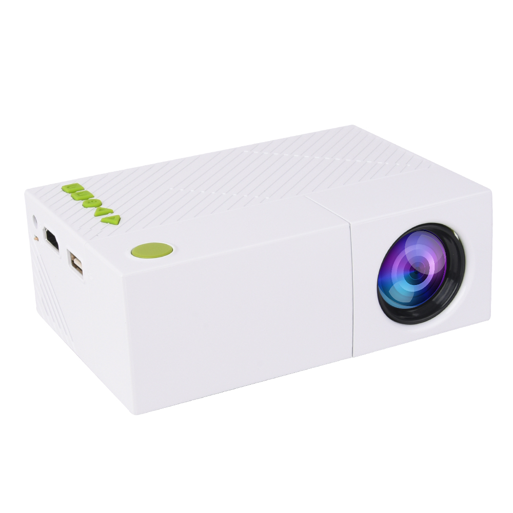 Touyinger YG-300 yg 300 mini portátil bolso led projetor beamer yg300 yg310 lcd vídeo proyector presente para crianças/sd/usb-1