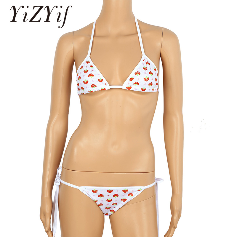anime strand bikini