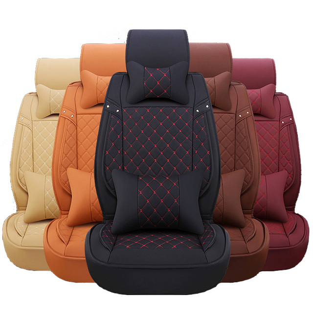 Outstanding Us 196 0 2017 Top Fashion Limited Car Seat Cushion Pad For Toyota Sienna Le Seat Covers For Cruz Universal 7 Seats Cushion In Automobiles Seat Ncnpc Chair Design For Home Ncnpcorg