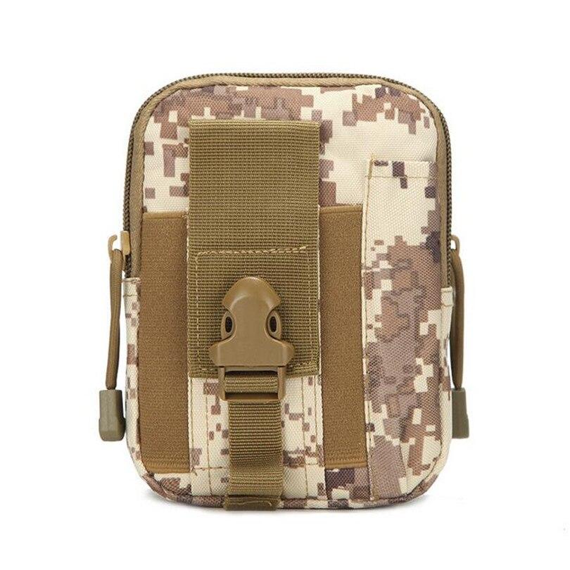 Kits de viaje que acampa táctico bolsa militar riñonera cinturón de cintura bols
