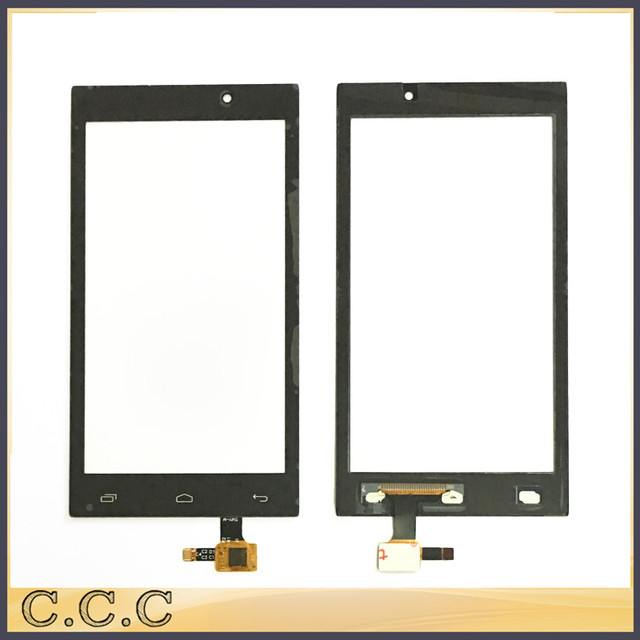 Front Glass Lens TouchScreen Sensor For Micromax Canvas Fire 4 A107 Touch Screen Panel Digitizer