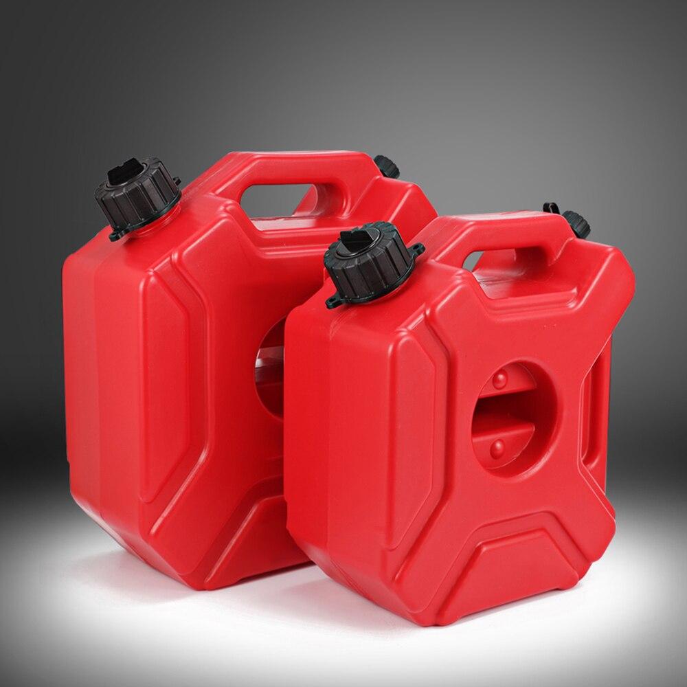 Portable Fuel Tanks Anti-Static Plastic Car Oil Barrel Fuel Bucket Gasoline Barrel Car Accessories