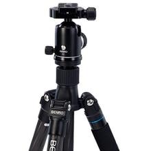 Benro C2682TV2 Travel Angel Carbon Fiber Tripod Kit Portable SLR Bracket Professional Tripod Head For Canon Nikon Digital Camera