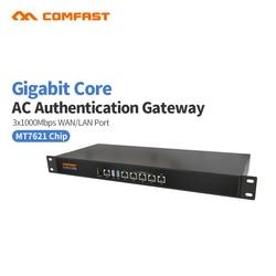COMFAST Full Gigabit Core Gateway kontroler bramy AC MT7621 menedżer projektu wifi z portem WAN LAN 4*1000 mb/s 880Mhz CF-AC200