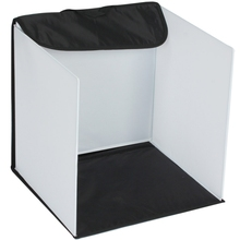 40 x 40CM Photo Studio soft box Shooting Light Square Tent photo light tent +portable bag + 4 Backdrops Free shipping