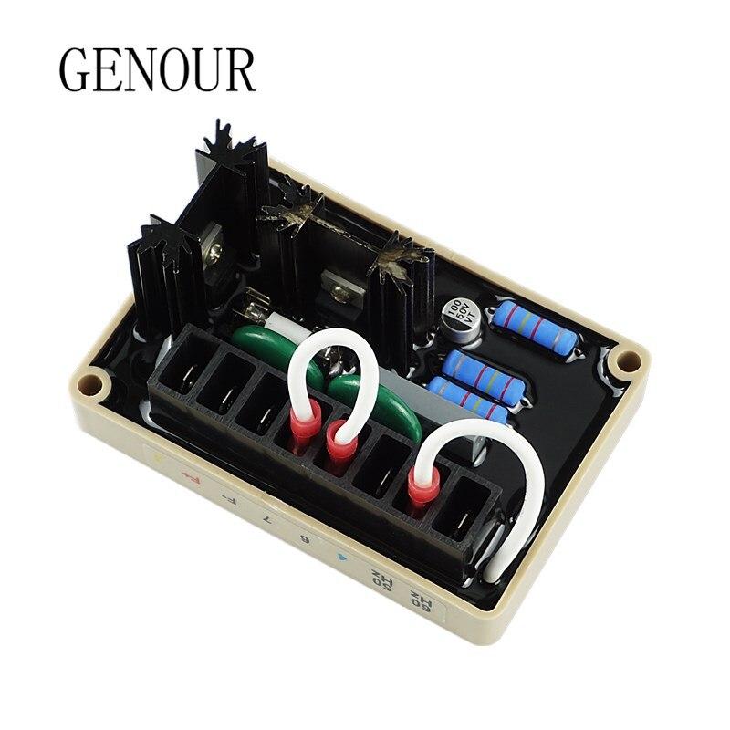 SE350 AVR ac générateur Diesel contrôleur électrique régulateur de tension automatique stabilisateurs groupe électrogène alternateur partie AVR