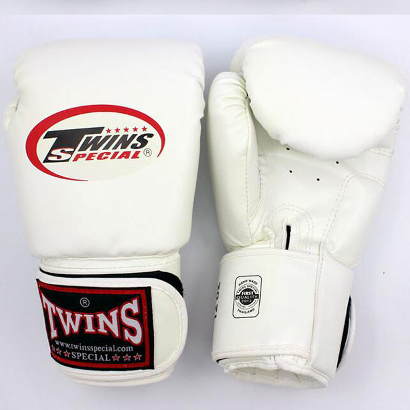 10,12,14 OZ Boxing Gloves PU Leather gloves Fight gloves man boxing Training...