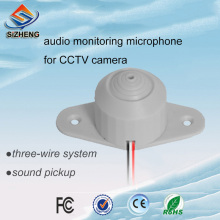 SIZHENG for audio surveillance