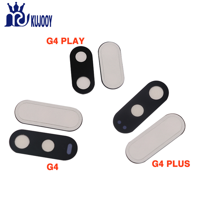 wholesale dealer 2bb80 9e1a6 US $12.3 |10pcs New Back Camera Lens Cover For Motorola FOR MOTO G4 G4 Plus  G4 Play for Moto M Camera Lens -in Mobile Phone Lenses from Cellphones & ...